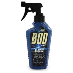 Bod Man Far Away Galaxy by Parfums De Coeur Fragrance Body Spray 8 oz (Men)