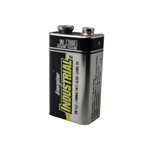 9V Energizer Battery