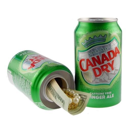 Can Safe Ginger Ale