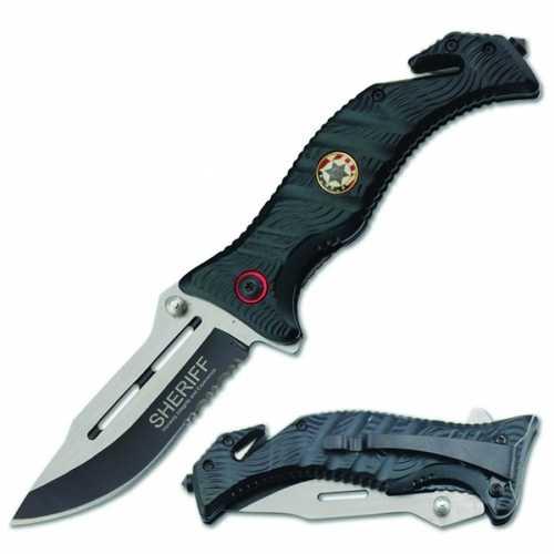 SHERIFF Rescue Knife