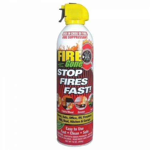 Fire Gone Extinguisher 16oz Can