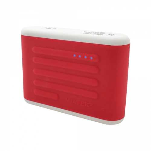 Pocket Jump: Power Bank and Car Jump Starter RED