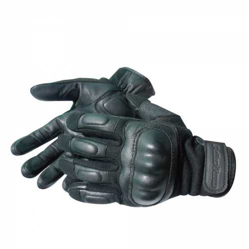 Police Force Nomex Hard Knuckle Tactical Gloves L