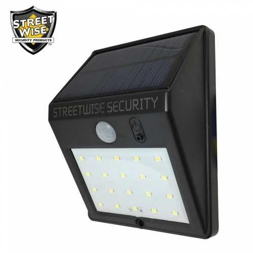 Streetwise SafeZone Solar Motion LED Light