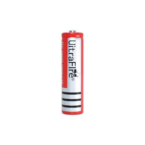 UltaFire 3.7V li-ion Rechargeable Battery