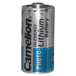 PKCELL 3-Volt Lithium Battery CR123A