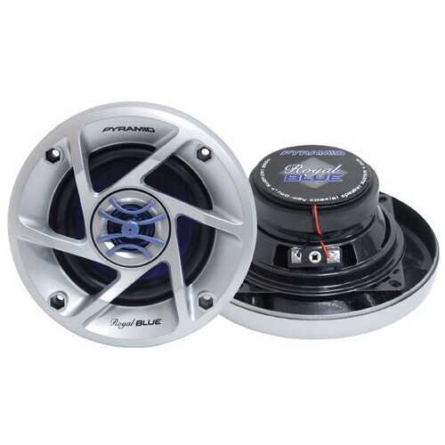 4'' 160 Watts Two-Way Speakers