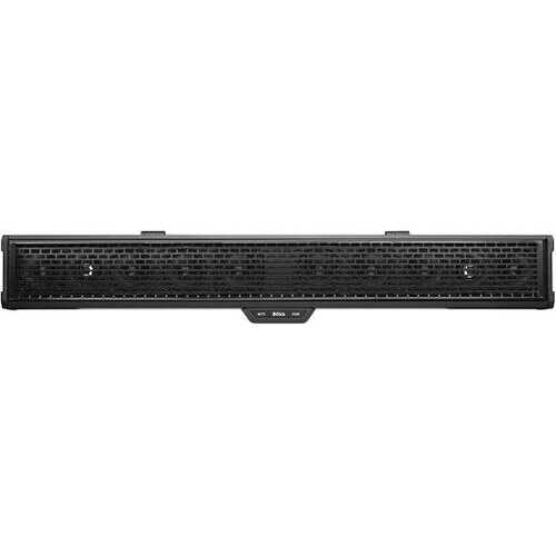 Boss Audio Systems BRRC34 34 Inch ATV UTV Sound Bar - IPX5 Weatherproof, 3 Inch Speakers, 1 Inch Tweeters, Built-in Amplifier, Bluetooth, Built-in Dome Lights, Easy Installation for 12 Volt Vehicles