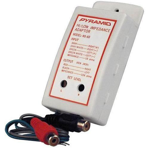 High to Low Level Impedance Adaptor