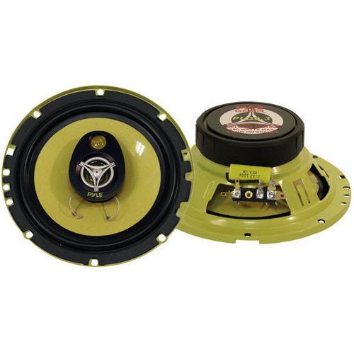 6.5'' 280 Watt Three-Way Speakers