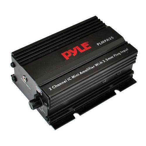 2 Channel 300 Watt Mini Amplifier w/3.5mm Input