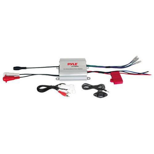 2 Channel Waterproof iPod/MP3 Marine Power Amplifier