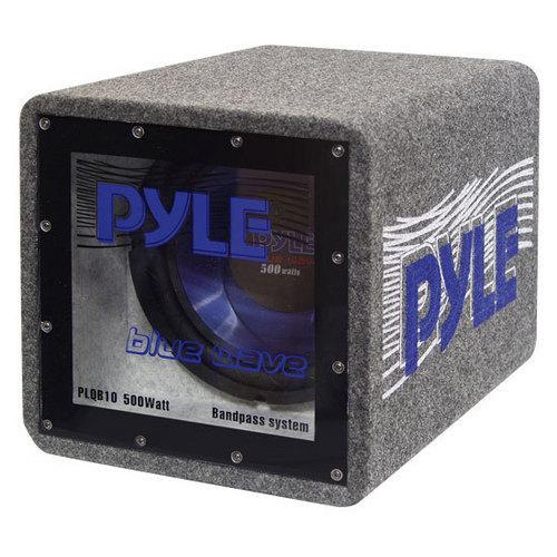 10'' 500 Watt Bandpass Enclosure System