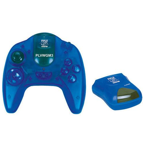 Wireless 50 Game Mobile Video Gaming System