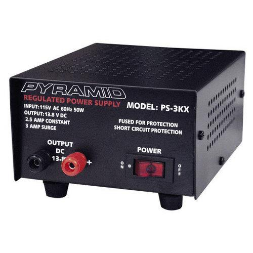 2.5 Amp Power Supply