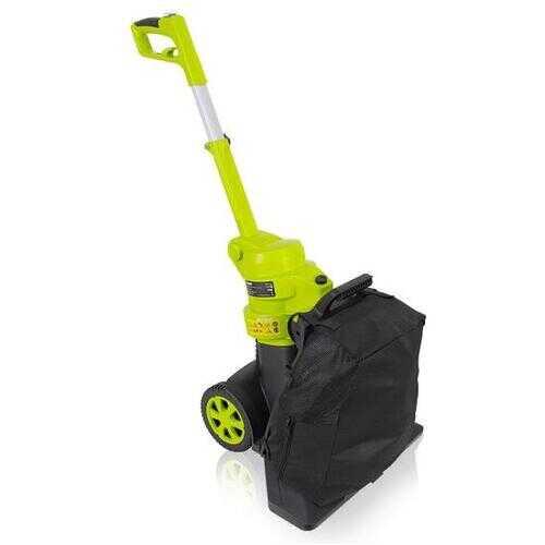Electric Vacuum Blower - Corded Home Garden Blower, Vacuum, Mulcher System