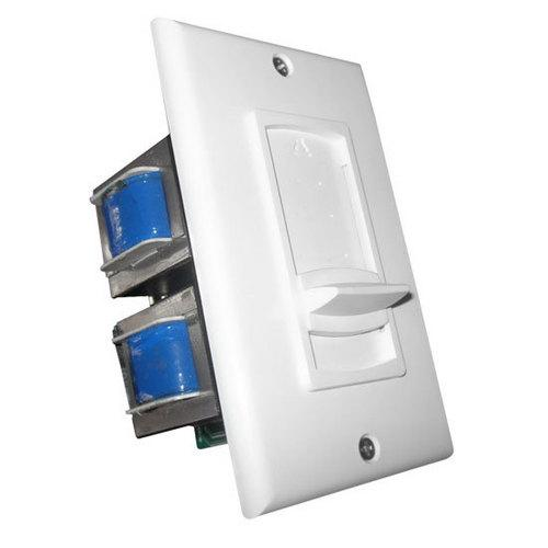 Wall Mount Volume Control, In-Wall Vertical/Sliding Speaker Volume Knob (Impedance Matching)