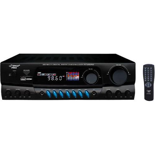 300 Watts Digital AM/FM/USB Stereo Receiver
