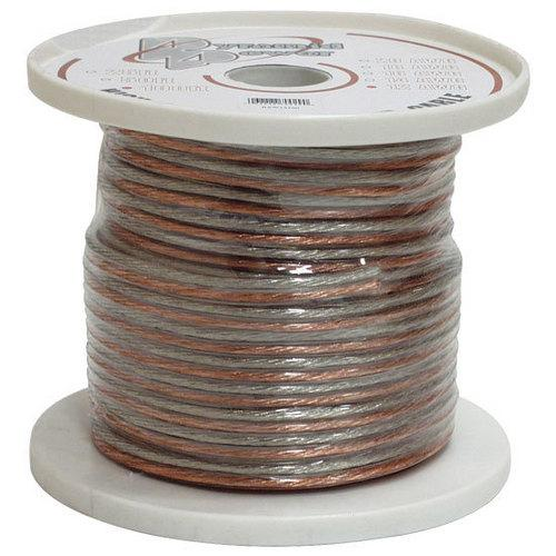 12 Gauge 50 ft. Spool of High Quality Speaker Zip Wire