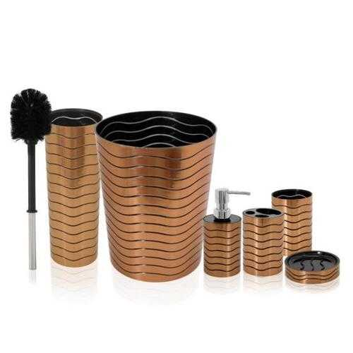 Bathroom & Sink Accessory Set, 6 pcs
