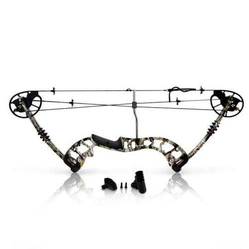 Sharp-Eye Compound Bow with Adjustable Draw (320 FPS MAX)