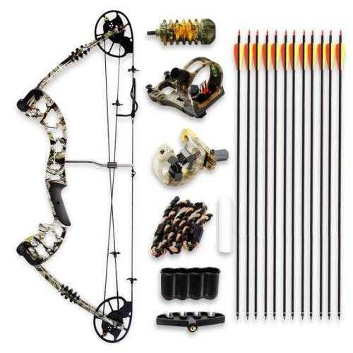Compound Bow & Arrow Accessory Kit