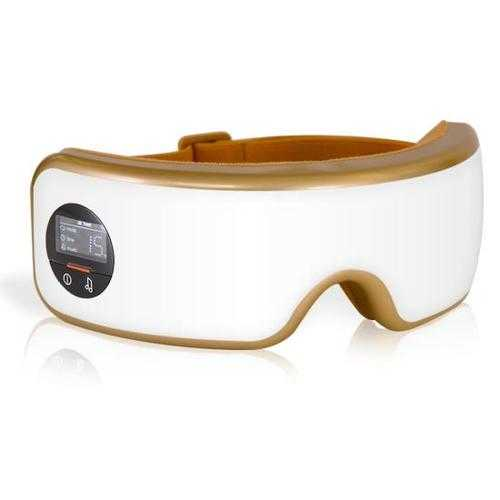Smart Eye Massager with Heat & Pressure Point Therapy