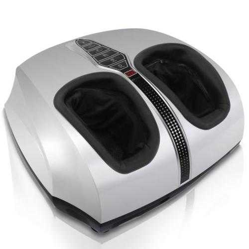 Foot Massager - Heel, Toe & Ankle Massage Comfort with Vibration Therapy