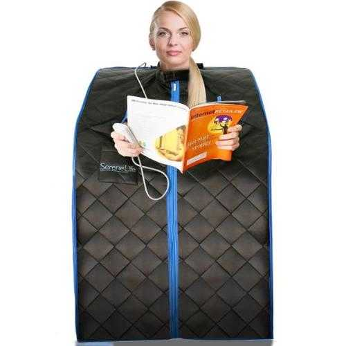 Compact & Portable Infrared Sauna