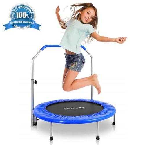 Jumping Fun Sports Trampoline, Kids Size