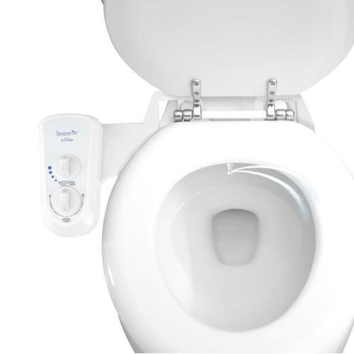 Bathroom Bidet Attachment - Toilet Seat Water Bidet Sprayer