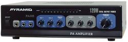 Category: Dropship Musical Instruments, SKU #PA205, Title: 120 Watt Microphone PA Amplifier w/70V Output