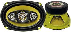 6'' x 9'' 500 Watt Eight-Way Speakers