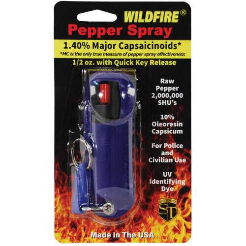 WildFire 1.4% MC 1/2 oz Halo Holster Blue