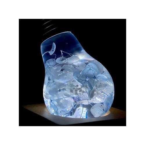 Eplight Ambient light - blue hydrangea LED BULB
