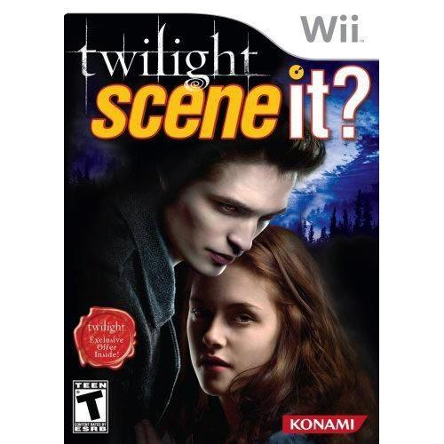 Scene It? Twilight - Nintendo Wii