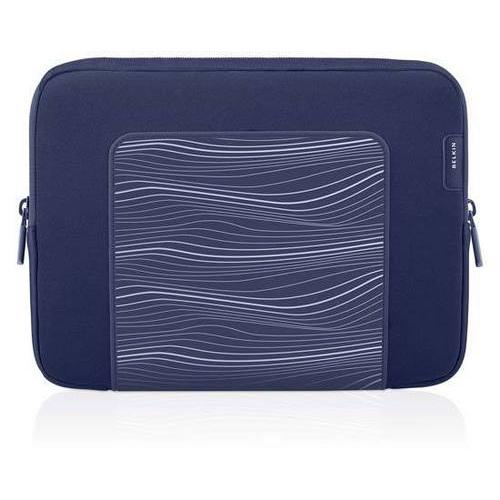Belkin Grip Ergo Sleeve for iPads & Tablets - Indigo Blue - F8N278TT132