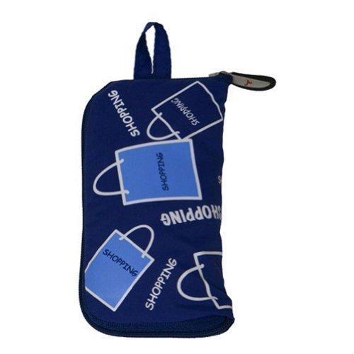 Travelon Pocket Packs Shopping Bag, Blue