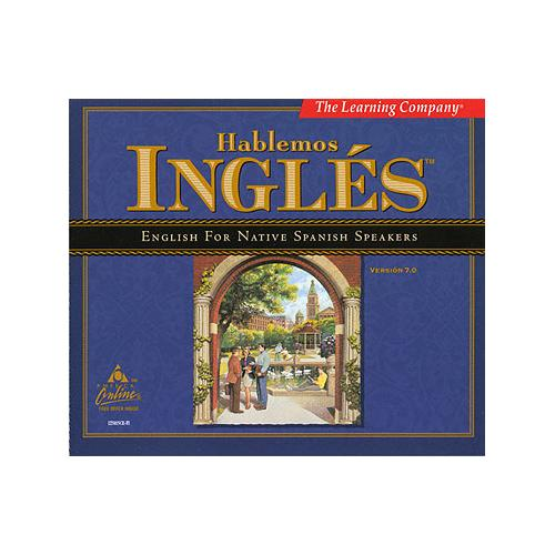 Hablemos Ingles 7.0 for Windows PC - Learn English Software