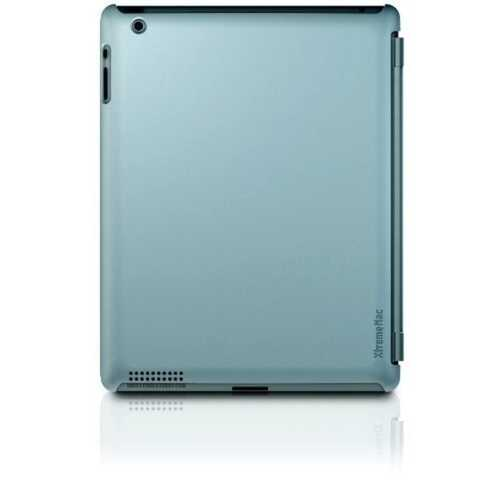 XtremeMac MicroShield SC for iPad 2/3/4, Light Gray