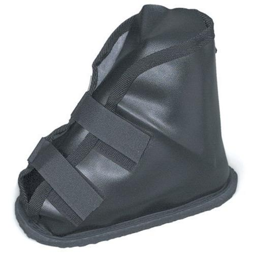 Duro-Med 530-6049-0221 Vinyl Cast Boot, Black