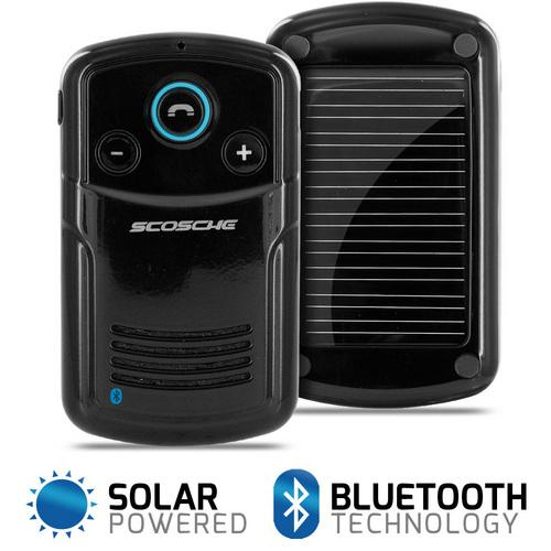 Scosche solCHAT II Bluetooth Solar Powered Handsfree Speakerphone