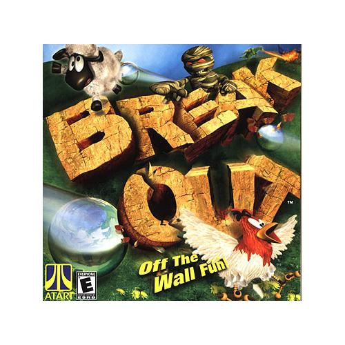 BreakOut - Off the Wall Fun!