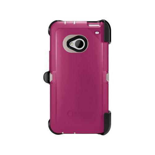 OtterBox Defender Case for HTC One Blushed