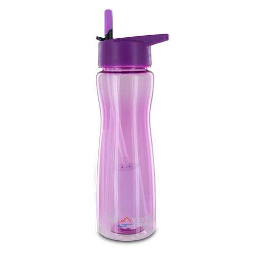Aqua Vessel Ultra Lite Tritan 25oz Water Bottle - 100 Gal Filter, Violet