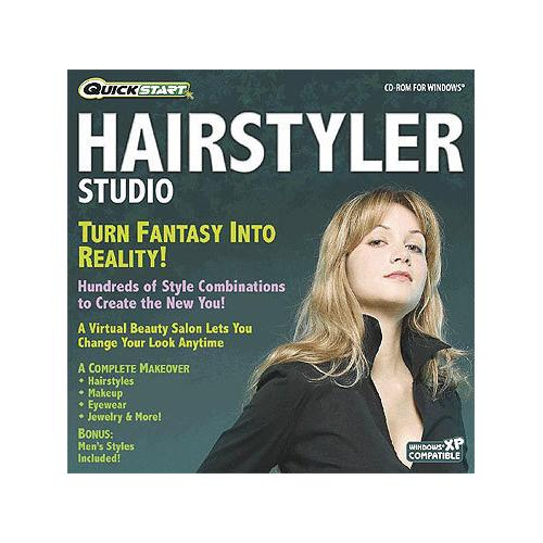 QuickStart Hairstyler Studio for Windows PC