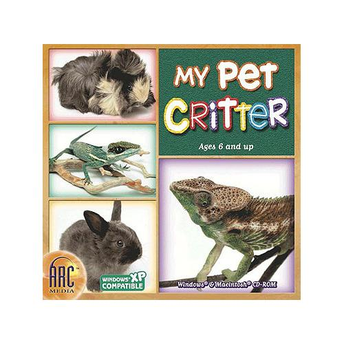 My Pet Critter for Windows and Mac