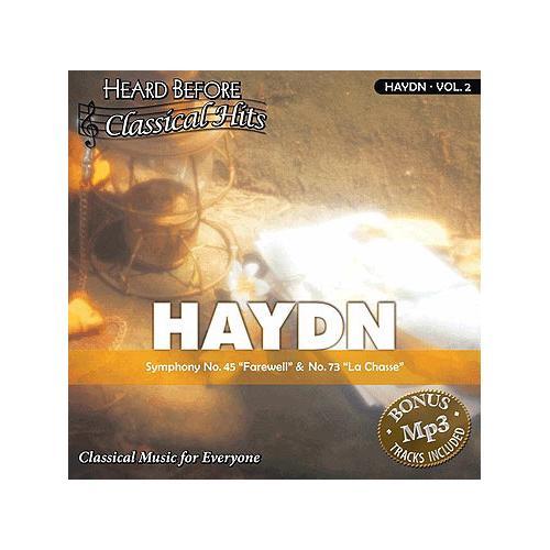 Heard Before Classical Hits: HAYDN Vol. 2 (Audio)
