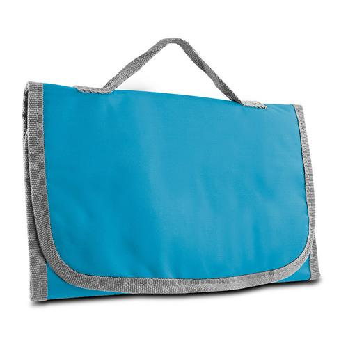 Travelon Trip Logic Tri-Fold Toiletry Kit, Teal