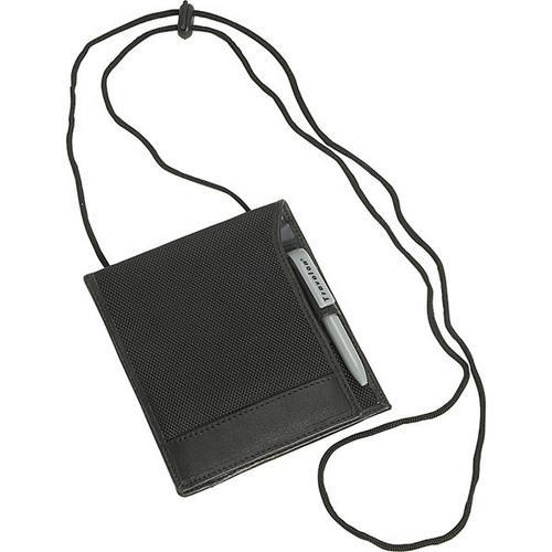 Travelon Hack-Proof RFID Blocking ID and Boarding Pass Passport Holder, Black